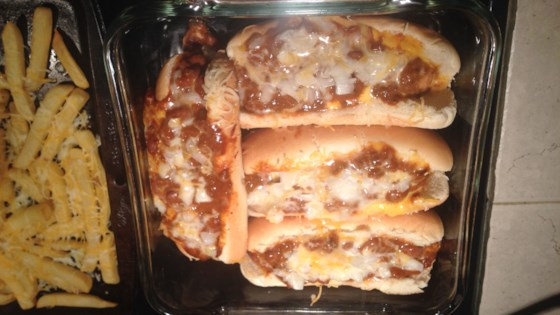Photo of Surprise Barbecue Hot Dogs by Shane Arthur Pyle