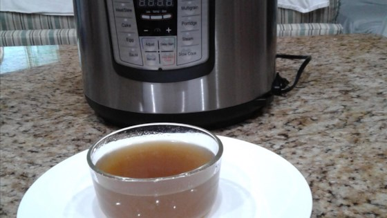 Photo of Instant Pot® Chicken Broth by Bren
