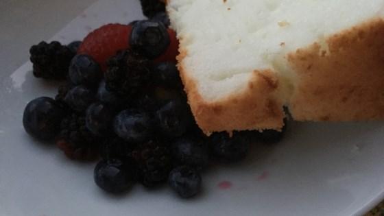 Photo of Angel Food Cake II by Carol