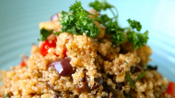 Photo of Warm Quinoa Salad by Mac Rogers