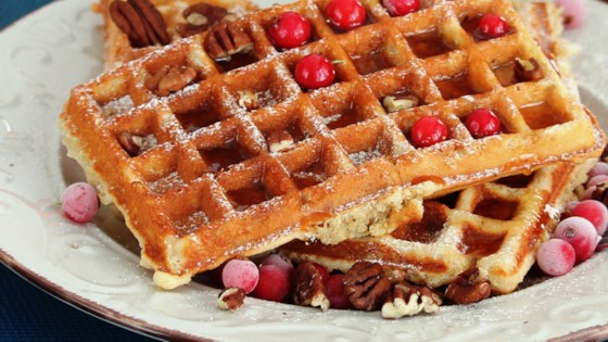 Photo of Keto Waffles by Buckwheat Queen