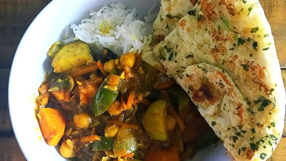 Marrakesh Vegetable Curry Recipe
