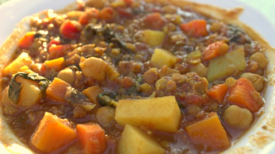 Photo of Make-Ahead Vegetarian Moroccan Stew by Make-Ahead Mamas