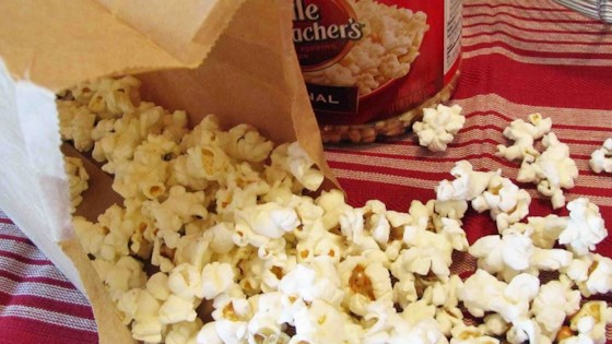 Photo of Gourmet Microwave Popcorn by PartialAgonist