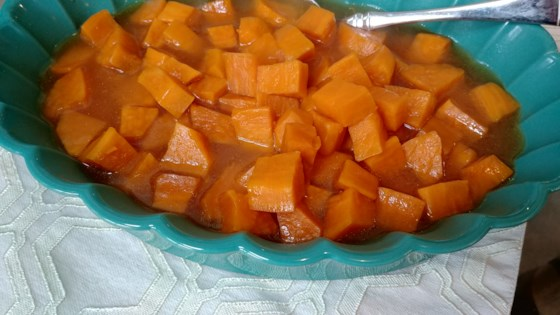 Photo of Instant Pot® Candied Sweet Potatoes  by Margy