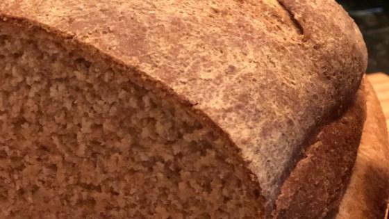 Photo of Dark and Sweet Rye Bread by Star Blayze