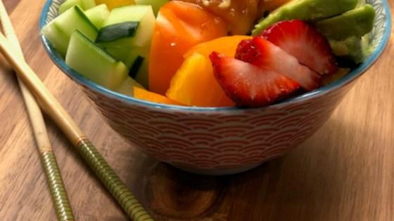 smoked salmon poke bowl review by penni