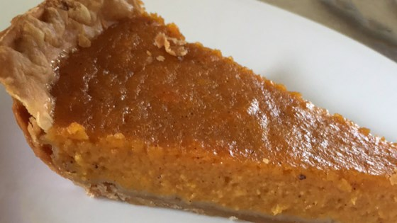 Goldilocks Sweet Potato Pie Recipe
