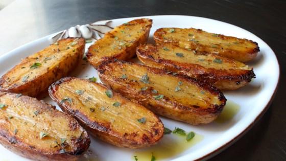 Photo of Roasted Lemon Pepper Potatoes by Chef John