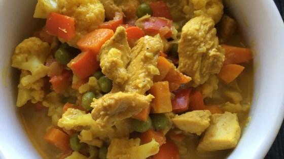 Photo of Chicken Cauliflower Korma by Kitchen Kitty