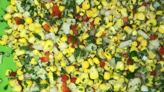 Photo of Jicama Corn Salad by CLUKACEVIC