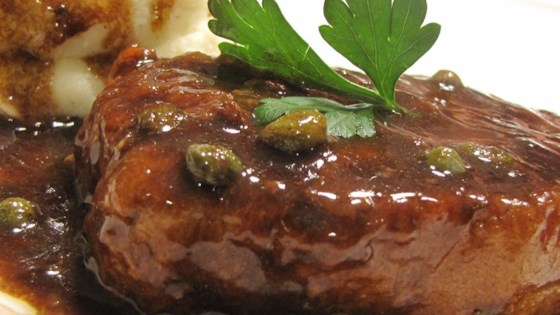 Pork Medallions with Balsamic Vinegar and Capers Recipe - Allrecipes.com