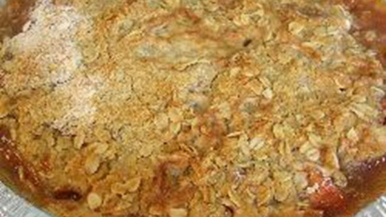Photo of Quince Crumble by nch