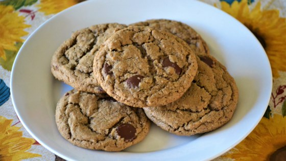 Photo of Cardamom and Espresso Chocolate Chip Cookies by Kim