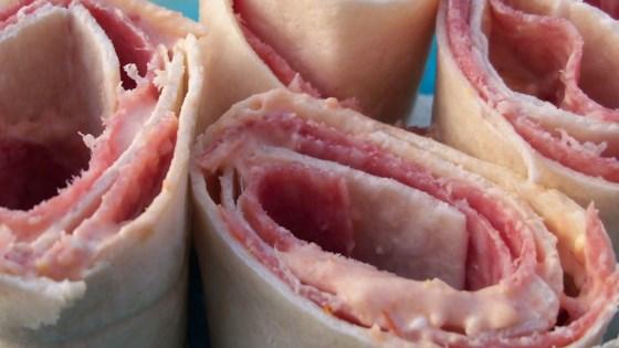 Tortilla Rollups I