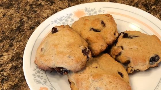 Photo of Jumbo Raisin Cookies by MBMCD