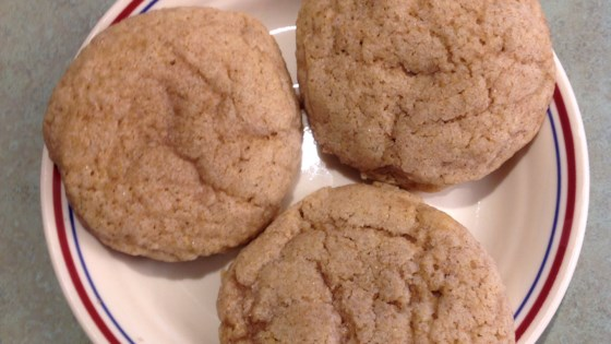 Photo of Pumpkin Spice Snickerdoodles  by sueb