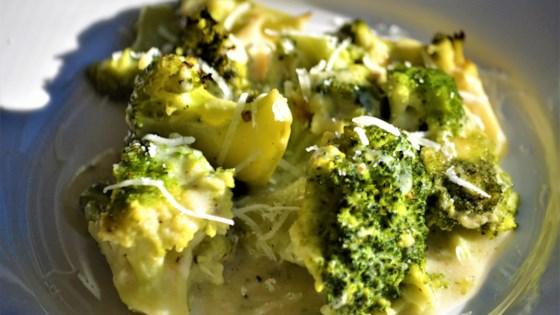 Photo of Broccoli Cacio e Pepe by Peggy Oliver