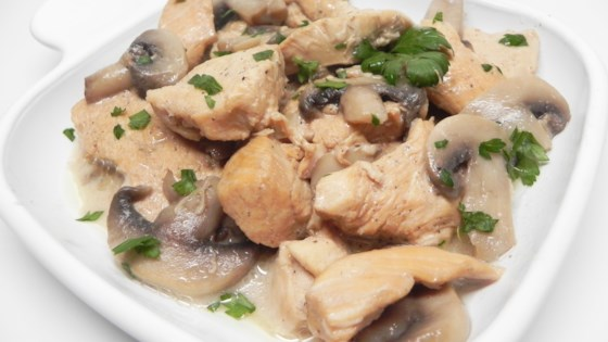 Photo of Instant Pot® Easy Chicken Marsala by Fioa