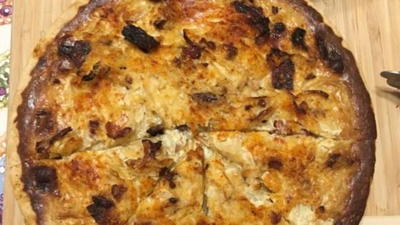 Photo of Vidalia Onion Pie by sweetiepeaz