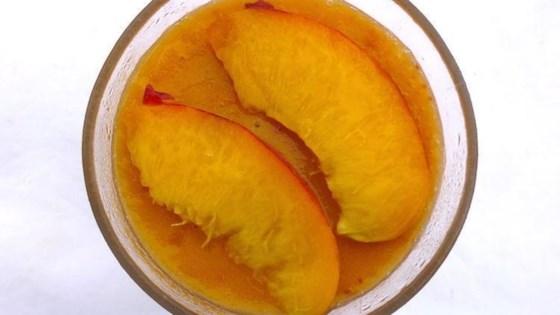 Photo of Peach-Ginger Slushie by gartenfee