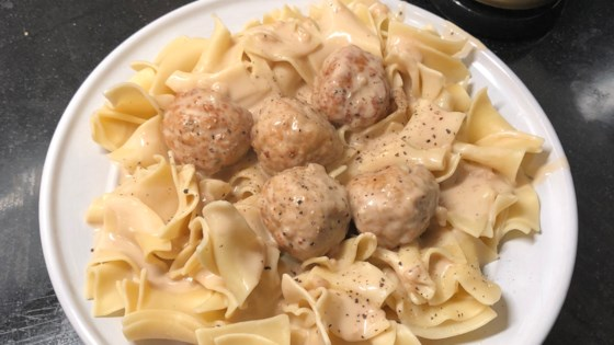 Photo of Easy Swedish Meatball Sauce  by Mary B