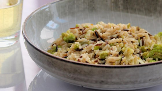 Photo of Wild Risotto by jen