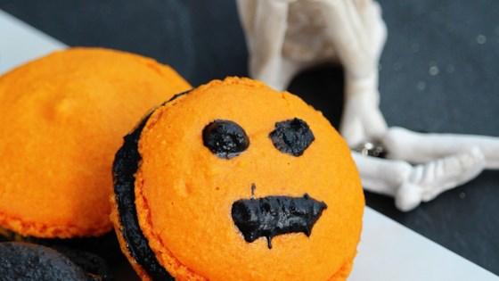 Photo of Halloween Macarons by Buckwheat Queen