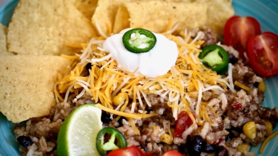 Photo of Pressure Cooker Mexican Beef Rice  by Cori S.