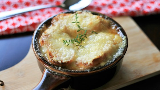 Instant Pot® French Onion Soup Recipe