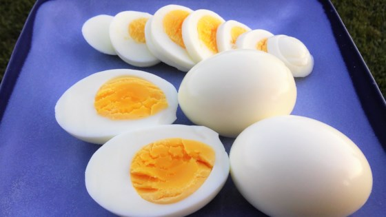 Photo of Instant Pot® Easy Soft Boiled Eggs by Fioa