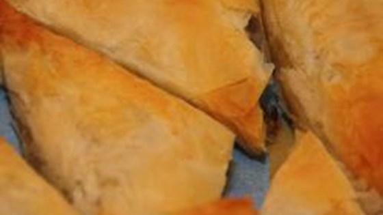 Photo of Easy Beef Samosas by Joliecathy