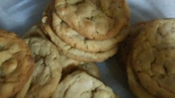 Photo of White Chocolate Chunk Cookies by Donna
