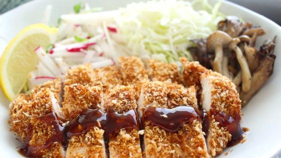 Photo of Chicken Katsu by sakuraiiko
