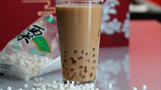 Photo of Boba (Coconut Milk Black Tea with Tapioca Pearls) by Risa