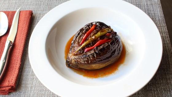 Photo of Turkish Stuffed Eggplant (Karniyarik) by Chef John