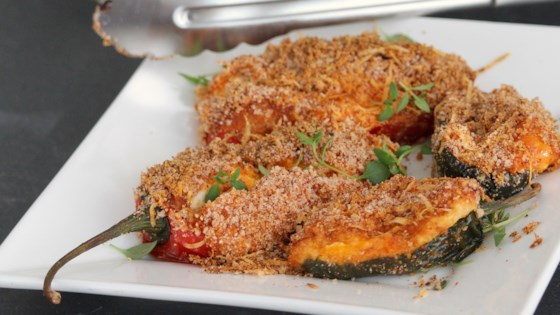 Photo of Triple Cheese Gluten-Free Jalapeno Poppers by Buckwheat Queen