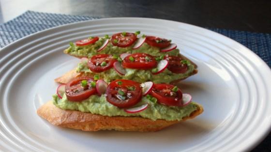 Photo of Avocado Ricotta Crostini by Chef John