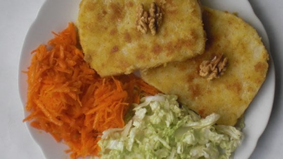 Photo of Pan-Fried Breaded Celery Root by Marianne