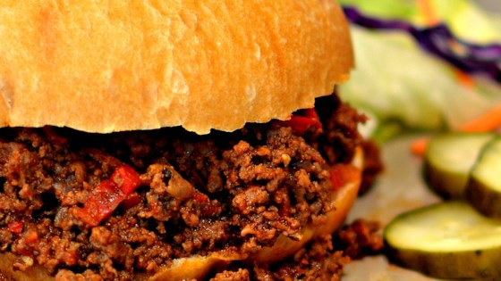 Instant Pot® Sloppy Joes Recipe