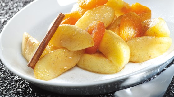 Photo of ActiFried Apples with Apricots and Almonds by T-fal Canada