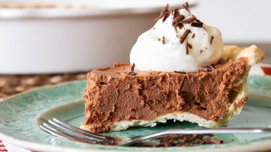 Photo of French Silk Chocolate Pie I by Ruth