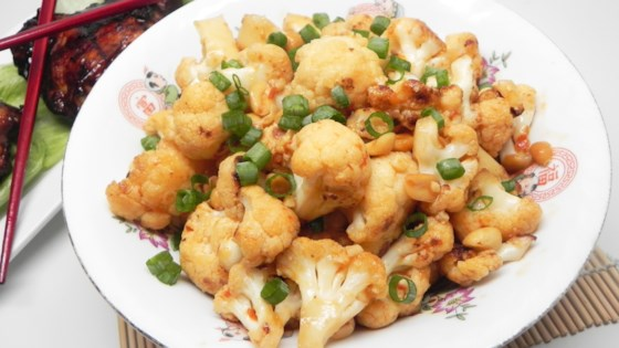 Photo of Kung Pao Cauliflower by Soup Loving Nicole