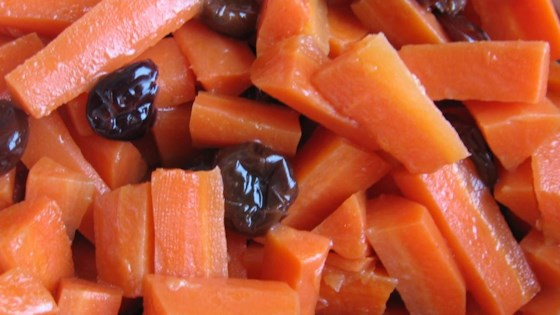 Photo of Carrots with Dried Cherries by Samitestar