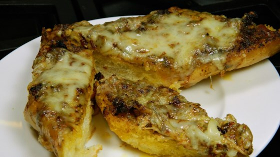 Photo of Cheesy Grilled Bread by Myra