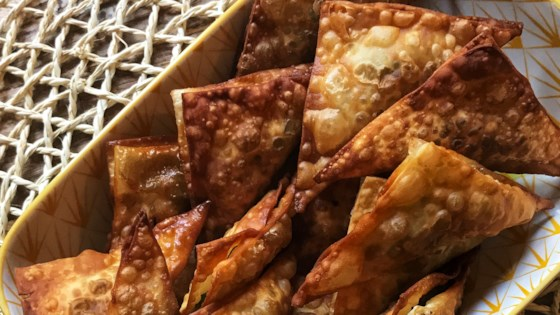 Photo of Traditional Beef Samosas  by CaraMeg