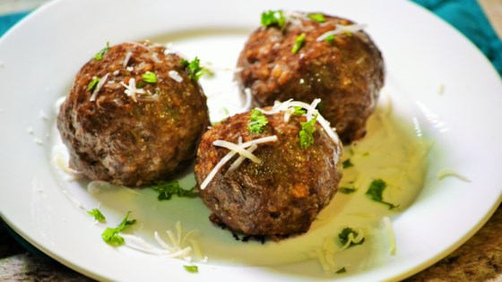 Photo of Italian Baked Meatballs by Dawn Fronius