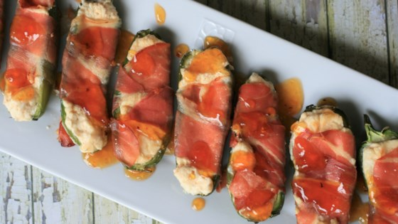 Photo of Sweet Heat Jalapeno Poppers by France C