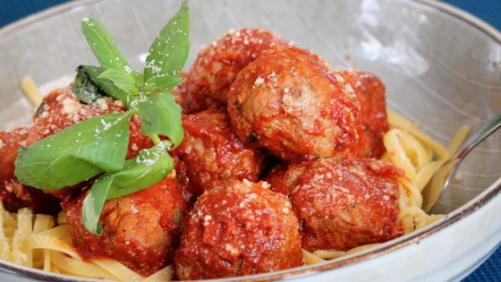 Photo of Gluten-Free Parmesan Meatballs by MIS4MUSIC