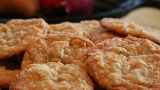 Photo of Chewy Coconut Cookies by N. Hoff